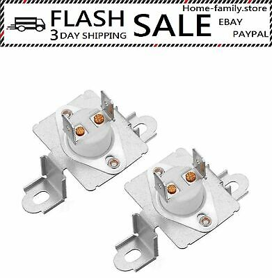 DC96-00887A Dryer Thermostat Bracket Assembly Replacement for Samsung Dryer Parts Replaces 2074129 by AUKO