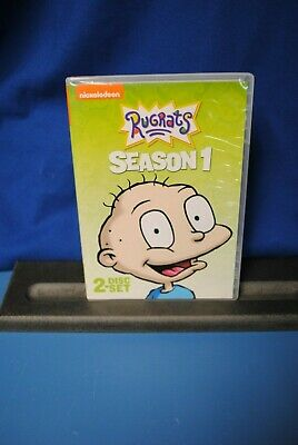 RUGRATS SEASON THREE Dvd Box Set Brand New Season 3 Ships Worldwide