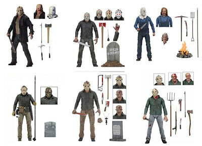 Friday the 13th Ultimate Jason Voorhees Action Figure 7'' NECA