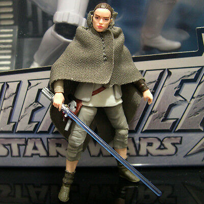 "STAR WARS the vintage collection REY (Island Journey) 3.75"" the last jedi VC122"