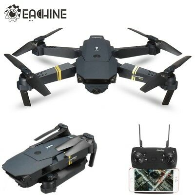 Eachine E58 WIFI FPV W/ 720P HD Camera Foldable RC Drone Quadcopter Selfi RTF