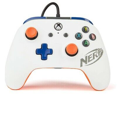 PowerA Enhanced Wired Controller for Xbox One - Nerf