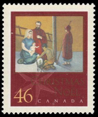 """CANADA 1873 - """"Adoration of the Shepherds"""" by Susie Matthais (pa52671)"""