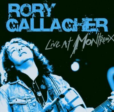 Rory Gallagher Live At Montreux 2006 Cd Blues New
