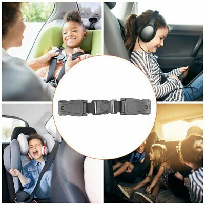 Car Safety Seat Houdini Strap Chest Clip Harness Lock Buckle Highchairs XX