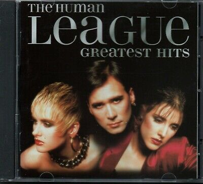 THE HUMAN LEAGUE - Greatest Hits - CD Album *Best Of**Collection* *FREE UK P&P*