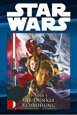 Star Wars Comic-Kollektion 20 - Episode I: Die dunkle Bedroh ... 9783741602955
