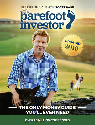 The Barefoot Investor 2019 version by Scott Pape (Pdf, Epub, Mobi)E-Book