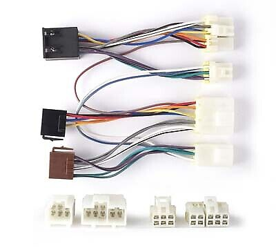 Parrot Conectores manos ISO OEM libres NISSAN 2000 PATHFINDER  FORD MAVERICK