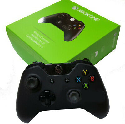 Wireless Microsoft Xbox One Bluetooth Handle Controller Vibration Without Box