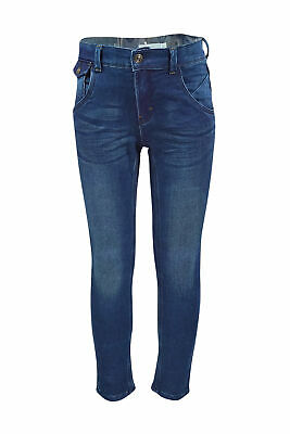 NAME IT Nittwic bag Denim Jungen Jeans Slim Fit Kinder Jungs Hose Blau Stretch
