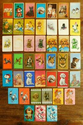 SC3 44x Vintage DOG 23x Plain Back 21x Playing Swap Cards