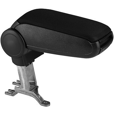 Centre armrest console arm support with storage Folding padded car Audi A6 C5