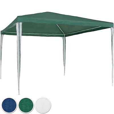 Gazebo for Garden Party Camping Festivals Beer Tent Marquee 3 x 3m new