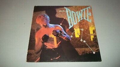 David Bowie - Let's Dance - Lp - Made In Italy