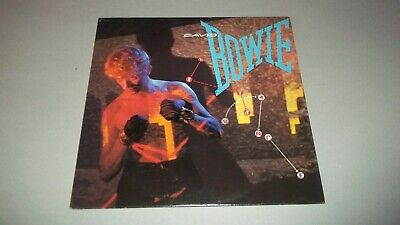 David Bowie - Let's Dance - Lp - Made In Canada