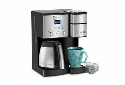 Cuisinart SS-20 Coffee Center™10-Cup Thermal Coffeemaker and Single-Serve Brewer