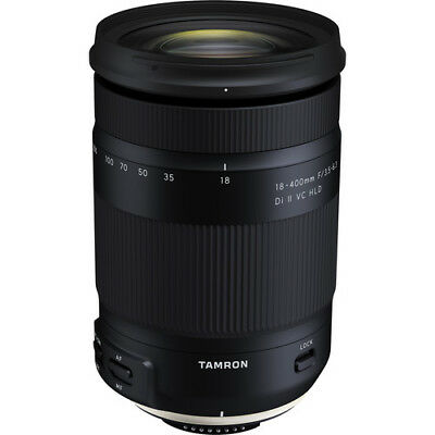 BRAND NEW Tamron 18-400mm f/3.5-6.3 Di II VC HLD Lens for Canon EF AFB028C-700