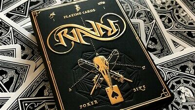 Ravn Eclipse Playing Cards Designed by Stockholm17 - Magic Tricks
