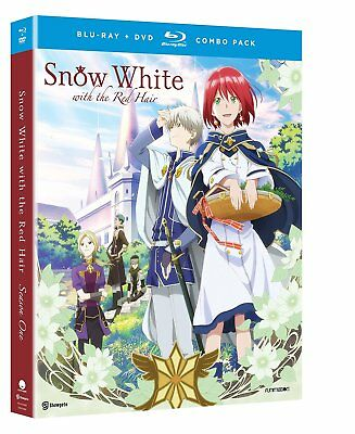 Snow White With The Red Hair Season 2 Blu Ray Dvd 29 99