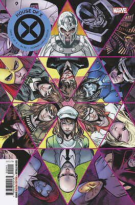 HOUSE OF X #2 (OF 6) 1st PRINT (07/08/2019)
