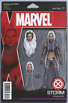 House Of X #2 (Of 6) Christopher Action Figure Variant (07/08/2019)