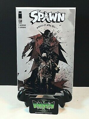 Spawn #271 Todd McFarlane Szymon Kudranski 1st Print NM Color Cover Comic