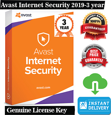 Avast internet security 2019 + CleanUP ✅up to 2023! Activation🔥01Sec Delivery