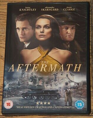 The Aftermath 2019 With English Subtitles Genuine Uk R2 Dvd Immediate Dispatch