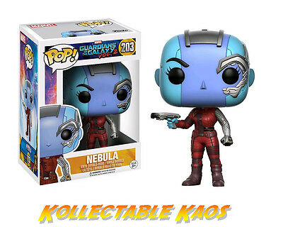 Guardians of the Galaxy: Vol 2 - Nebula Pop! Vinyl Figure #203