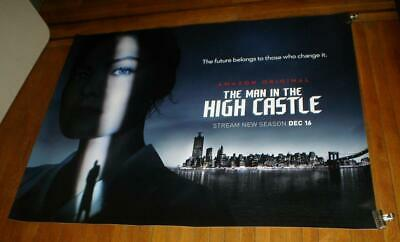 THE MAN IN THE HIGH CASTLE AMAZON TV 5FT SUBWAY POSTER season 2 #3 2016