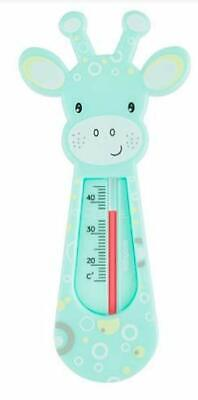 Baby Safe Floating Bath Thermometer GIRAFFE Health Care Safety for Temperature