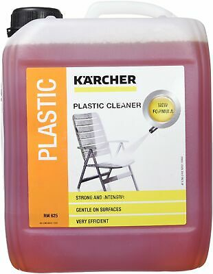 Kärcher Shampoing pour Voiture, Plastic Cleaner - 5L Canister
