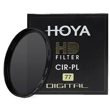 Genuine Hoya HD CPL Filter 58mm 67m 77mm 82mm Circular Polarizing HD CIR-PL