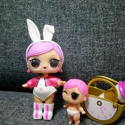 2 LOL Surprise Doll HOPS Family Series 2 Wave 1 Storybook Club Bunny Rabbit Ears