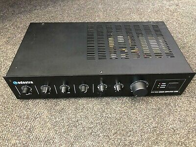 Adastra Amplifier 952.969 60W Mixer Amplifier