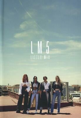 Little Mix - LM5 Super Deluxe Yearbook Hardcover (CD 2018) NEW & SEALED