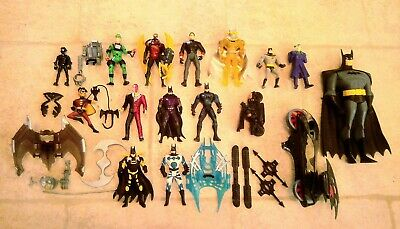Personnages Lot Accessoires Kenner 90's Vehicule Gros Batman Figurines 7gb6mfIYyv