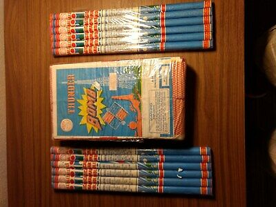 Firecracker Firework Labels Horse Thunder Bomb 10/200 And 12 Horse Roman Candles