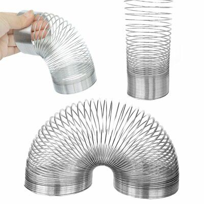 Mini Springy Slinky Metal Spring Retro Toy Magic Bounce Spring Party Filler