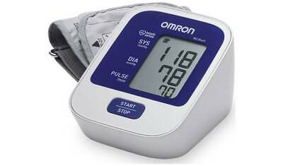Omron M2 Basic Upper Arm Blood Pressure Monitor Unique Omron Technology Ensures