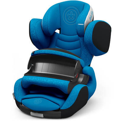 Kiddy Phoenixfix 3 - Summer Blue - Child Seat with Aircraft Approval 41543PF121