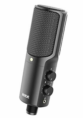 RODE condenser microphone NT-USB USB connection fromJAPAN
