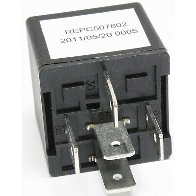 Relay For 92-2007 Ford F-150 Blade Terminal Type 12V