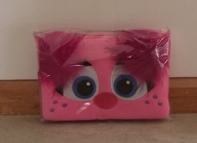 Sesame Street Abby Cadabby Makeup Bag/Pencil Case ~ New With Tags