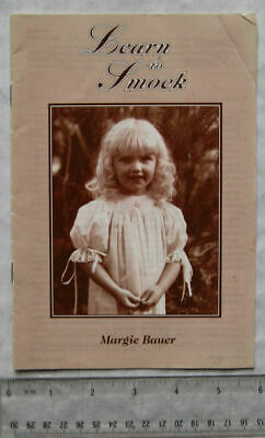 Vintage: Learn to Smock by Margie Baeur