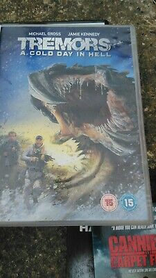 Tremors - A Cold Day in Hell (6) horror thriller cult dark twisted graphic sick