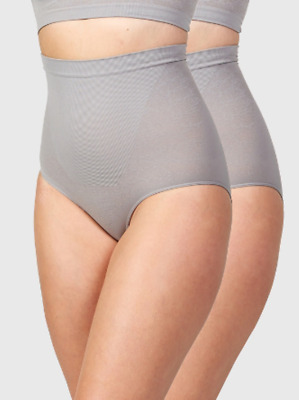 Vercella Vita Strong Control High Waist Ditsy Rose Briefs Pack of 2 - new
