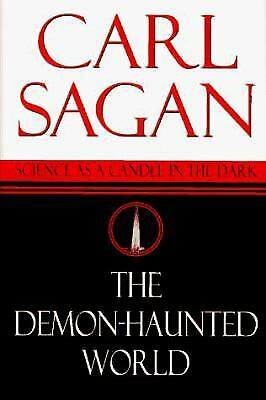 The Demon-Haunted World : Science as a Candle in the Dark  (ExLib) by Carl Sagan