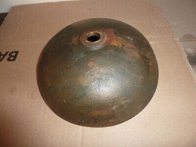 Rare Large Antique Bell Bronze for Clock
